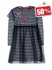 Комплект : верхнее платье + нижнее платье