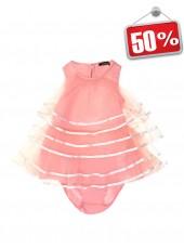 Комплект: платье + шорты